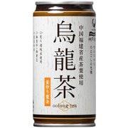 烏龍茶 185g 缶×30本 [お茶]