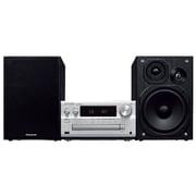 SC-PMX70-S [CDステレオシステム Bluetooth対応 ハイレゾ音源対応 シルバー ワイドFM対応]