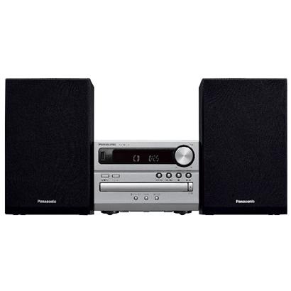 SC-PM250-S [CDステレオシステム Bluetooth対応 シルバー ワイドFM対応]