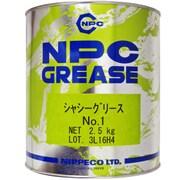 シャシーグリース 缶入 2.5kg No1