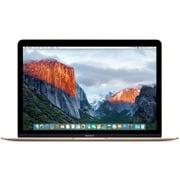 MacBook 12インチRetinaディスプレイモデル Dual Core Intel Core M 1.1GHz SSD256GB ゴールド [MK4M2J/A]
