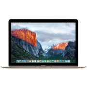 MacBook 12インチRetinaディスプレイモデル Dual Core Intel Core M 1.2GHz SSD512GB ゴールド [MK4N2J/A]