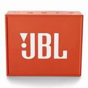 JBLGOORG [ポータブルスピーカー JBL GO(ゴー) Bluetooth対応 オレンジ]