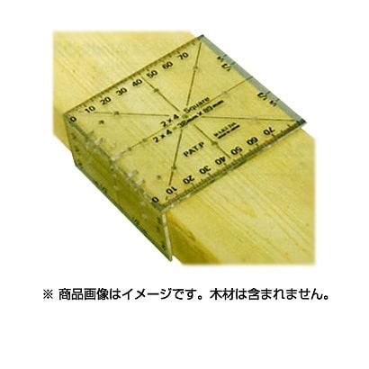 12022 ツーバイフォー定規 [ラクダ ツーバーフォー定規]
