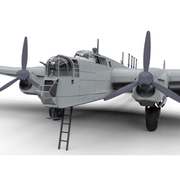X8016 [1/72 アームストロング・ホイットワース ホイットレイ Mk.V]