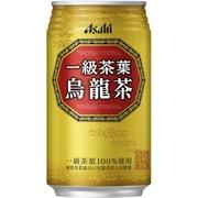 一級茶葉烏龍茶 缶 340g×24本 [お茶]