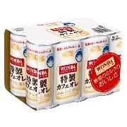 ワンダ 特製カフェオレ 缶 185g×6本×5パック [コーヒー飲料]