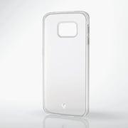 PM-SCG6EUCTCR [Galaxy S6 edge用 TPUケース 透明 クリア]