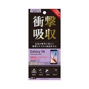 PG-GS6SF06 [Galaxy S6用 液晶保護フィルム 衝撃吸収フィルム アンチグレア]