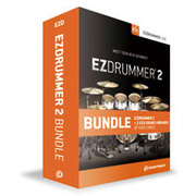 EZ DRUMMER 2 BUNDLE TT053 [Windows Mac]
