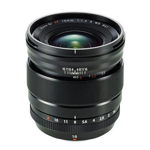 XF16mmF1.4 R WR [フジノンレンズ 16mm/F1.4 富士フイルムXマウント]