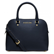 30S5GCPS2L 406 [Navy MD DOME SATCHEL]