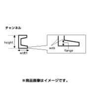 K 70EG261 [プラボウ チャンネル 1.5mm]