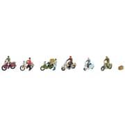 259527 [情景小物116 二輪車・自転車]