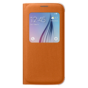 EF-CG920BOEGJP Orange [Galaxy S6 純正ケース オレンジ]
