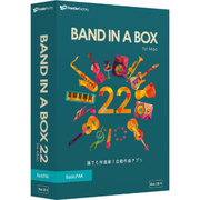 Band-in-a-Box 22 for Mac BasicPAK [Mac]