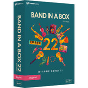 Band-in-a-Box 22 for Mac MegaPAK [Mac]