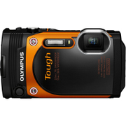 TG-860 ORG [コンパクトデジタルカメラ STYLUS(スタイラス)TG-860 Tough オレンジ]
