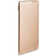 BB33P1GOLD [スマートフォン用バッテリー ウルトラスリム 3300mAh 出力 1A w/Micro Cable ゴールド]