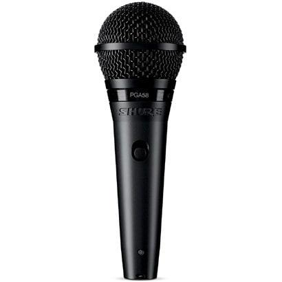 PGA58-XLR [ボーカル用マイクロフォン XLRプラグケーブル付]