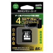 HDSDH4GCL10UIJP2 [SDHCカード UHS-1対応 4GB Class10 (Read:70MB/s)]