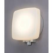 IRBR5L-SQPLS-MSBS [LEDポーチ灯 角型 防雨型 人感センサー付き 電球色]