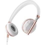 CAE10105 [Caeden Linea N 1 On Ear Headphones-Faceted Ceramic & Rose Gold オーバーヘッド型ヘッドホン]