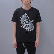 S-1693A [Tシャツ 踊鯉 黒 S]