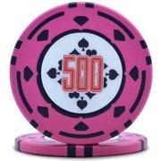 ダイヤモンドプロフェッショナル ポーカーチップ1500 [25枚セット]