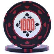 ダイヤモンドプロフェッショナル ポーカーチップ1000 [25枚セット]