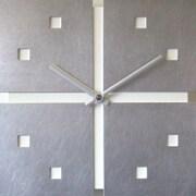 V-50 [掛け時計 ホワイト]