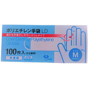 TB-153 [ポリLD手袋 100P M]