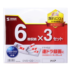 FCD-61CN [DVD・CDケース クリア]
