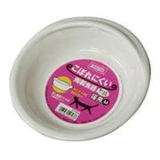 こぼれにくい陶製食器 猫用M CT-274 [猫用餌やり・水やり用品]