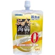 オリヒロ ぷるんと蒟蒻ゼリースタンディング ゼログレープフルーツ [菓子 1個(130g)]