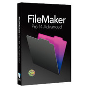 FileMaker Pro 14 Advanced Single User License hybrid [データベース]