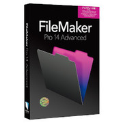 FileMaker Pro 14 Advanced Single User License up grade hybrid [データベース]