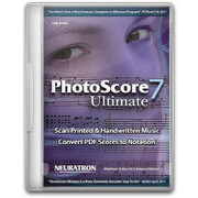 PhotoScore Ultimate 7 hybrid [音楽再生/作成ソフト]
