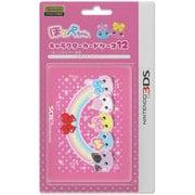 ILXNL123 [3DS用 ほっぺちゃん キャラクターカードケース12 for ニンテンドー3DS ミズタマフレンズ]