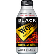グランドワンダブラック 缶400g ×24本 [コーヒー飲料]