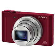 DSC-WX500 RC [コンパクトデジタルカメラ Cyber-shot(サイバーショット) レッド]
