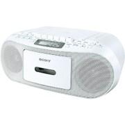 CFD-S51 WC [CDラジカセ ホワイト ワイドFM対応]