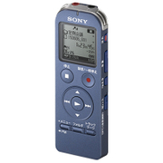 ICD-UX533FA LC [ICレコーダー 4GBメモリー内蔵 FMラジオ機能搭載 ブルー ワイドFM対応]