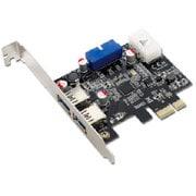 AIF-05 [USB3.0 PCIeカード 2+2ポート]