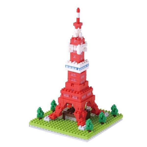 NBH_090 [nanoblock 東京タワー]