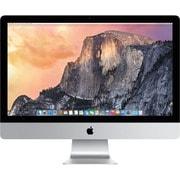 iMac Retina 5K ディスプレイモデル 27インチ Quad Core i5(3.3GHz) [MF885J/A]
