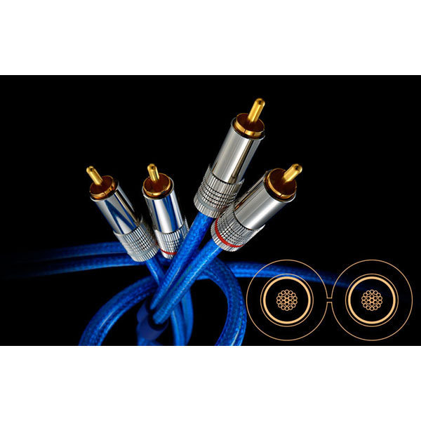 SILVERGRANSTER AC-1001A-4.5 [RCAケーブル 4.5m 受注生産品]