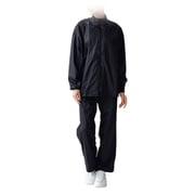 SNS816-L [サウナスーツ Lサイズ ブラック]