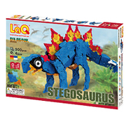 LaQ(ラキュー) ダイナソーワールド ステゴサウルス [7歳以上]