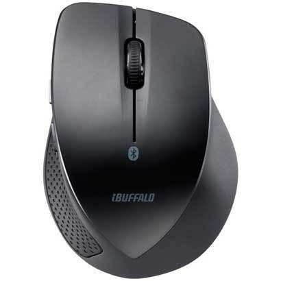BSMBB26SBK [BlueLEDマウス  Bluetooth 3.0対応 ブラック]